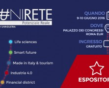 European Brokers espositore ad Unirete 2016