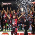 Sir Safety Volley vince la Supercoppa 2017