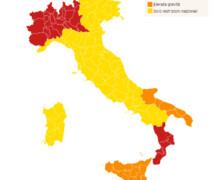 Nuovo Dpcm: le misure in vigore da venerdì 6 novembre. Ecco le regioni rosse, arancioni e gialle