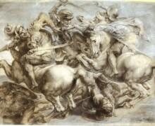 Leonardo da Vinci non ha mai dipinto la battaglia di Anghiari. Svelato il fitto mistero!