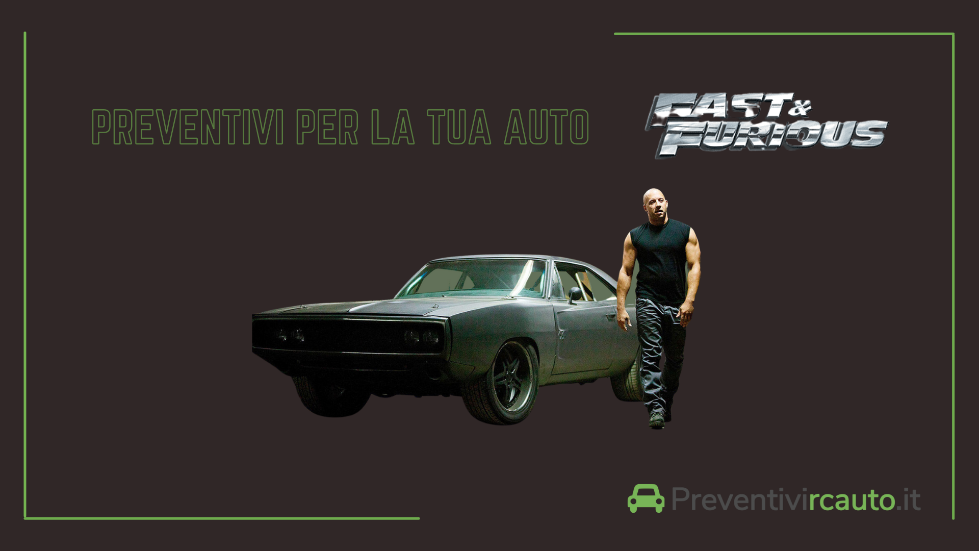 preventivi auto fast and furious