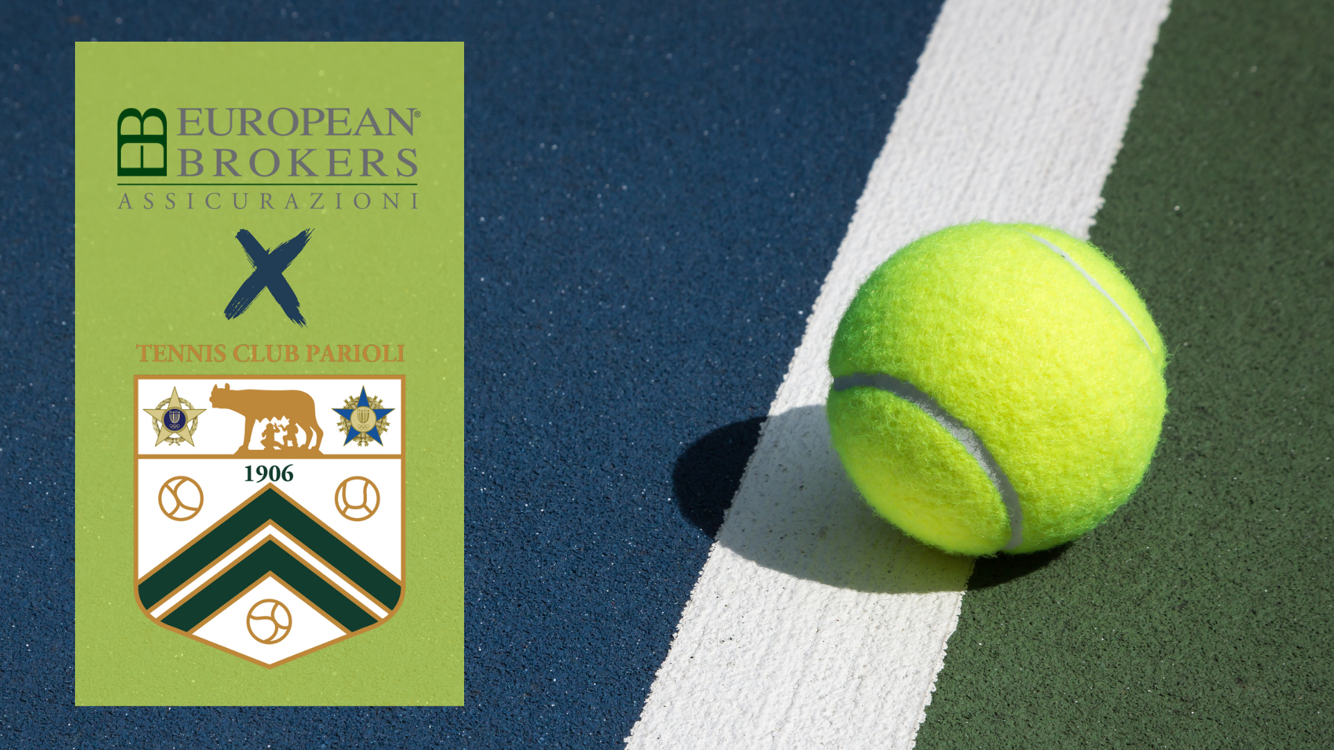 european brokers per tennis club parioli