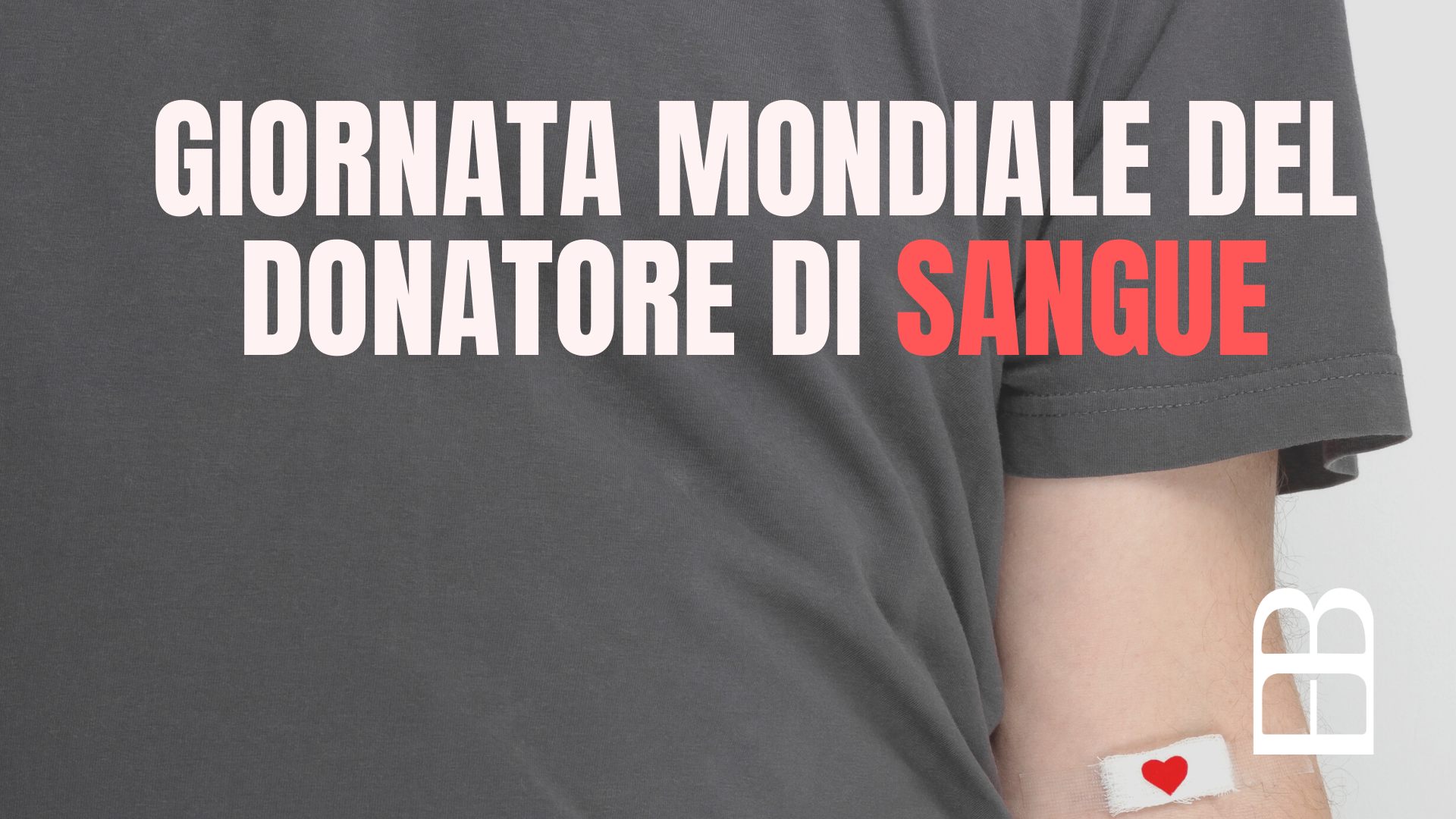 Giornata Mondiale dei donatori di Sangue, Italia protagonista con evento globale